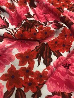Trinny Viscose Dress Fabric