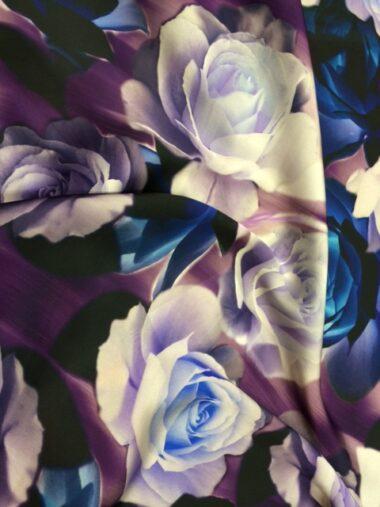 John Kaldor Paris 4435 Digital Print Dress Fabric