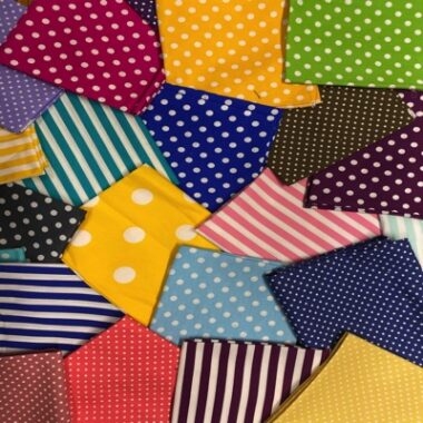 Spots and Stripes Fat Quarter Pack