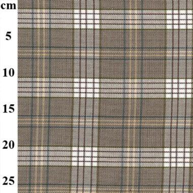 John Louden Country Check Fabric