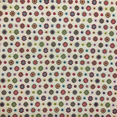 Mandala New World Tapestry Fabric
