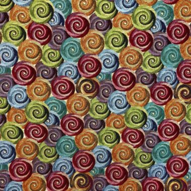 Little Sugar New World Tapestry Fabric