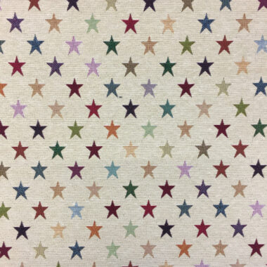 Lucero Stars Tapestry Fabric Chatham Glyn