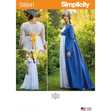 Simplicity Sewing Pattern S8941 Misses Costume