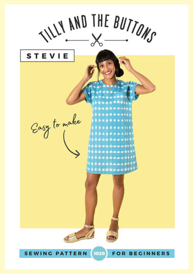 Stevie Tilly and The Buttons Tunic Sewing Pattern