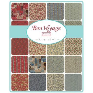 Bon Voyage Layer Cake Moda Fabric