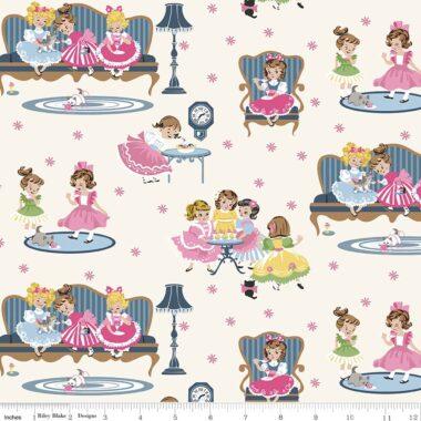 Riley Blake Petite Treat Main Fabric