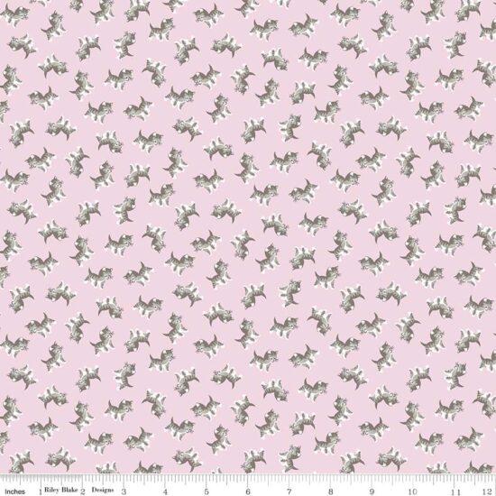 Riley Blake Petite Treat Kitties Fabric