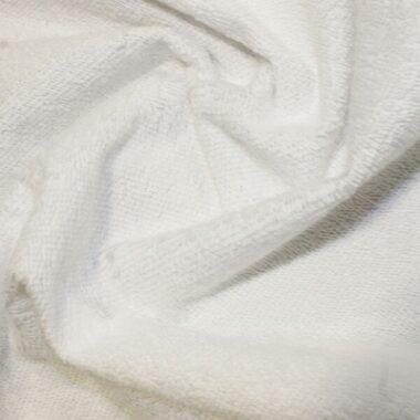 PU Backed Towelling Fabric