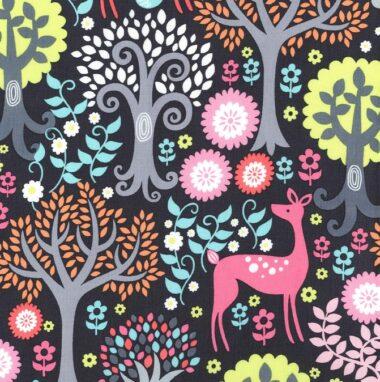 Fantasy Woods Michael Miller Fabric