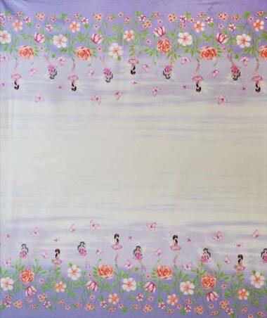 Frolicking Fairies Michael Miller Fabric