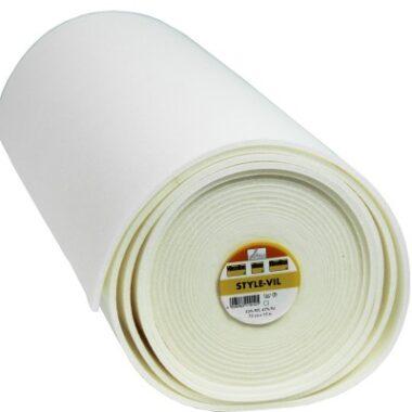 Style Vil Foamed Lightweight Fabric Vilene