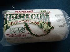 Hobbs Heirloom 120inch x 120inch Premium Batting