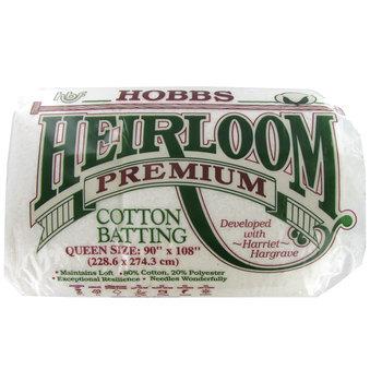 Hobbs Heirloom Premium Batting Queen Size