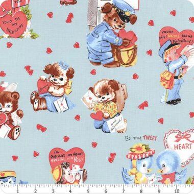 Love Letters Riley Blake Main Fabric