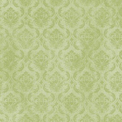 On Top Of The World Damask Fabric
