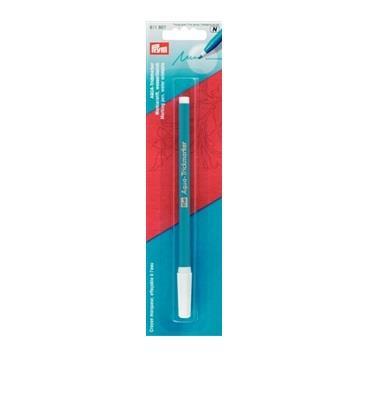 Prym Trick marker Aqua, water-erasable fabric pen