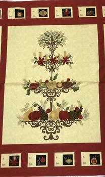 Pine Fresh Panel Moda Christmas