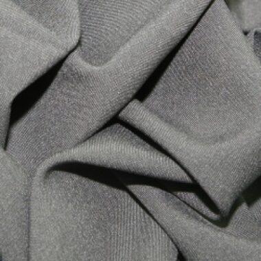 Ponte Roma Jersey Fabric Plain