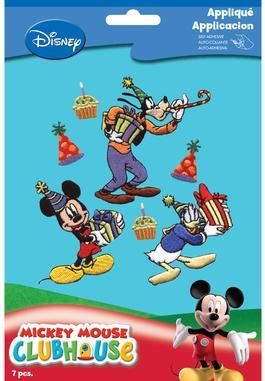 Disney Mickey Mouse Birthday Motif Multipack 1931347
