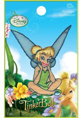 Disney Tinkerbell Sitting Motif 1931355