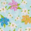 Lantern Festival Lillies by Benartex Fabric
