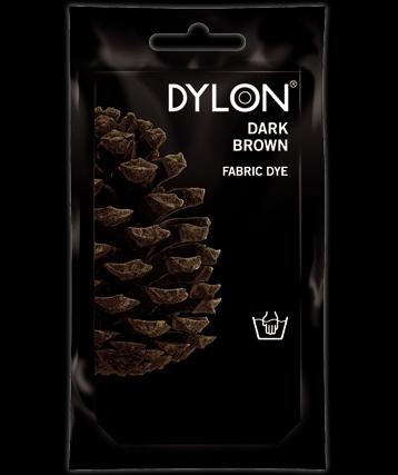Dylon hand dye Espresso Brown