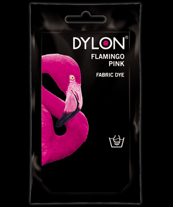 Dylon hand dye Passion Pink