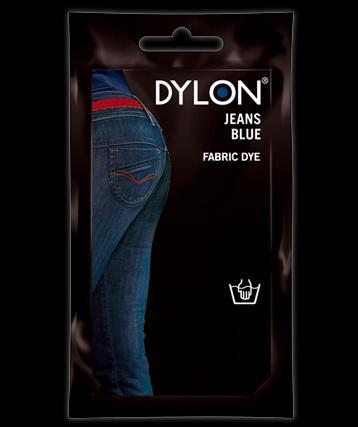 Dylon hand dye Jeans Blue