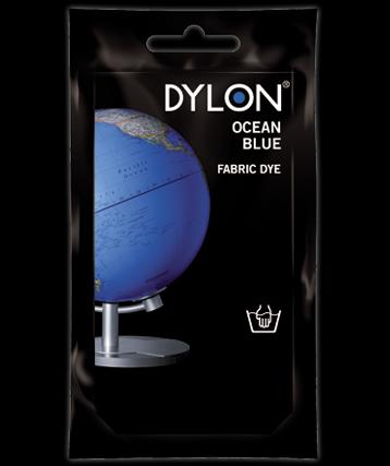 Dylon hand dye ocean Blue