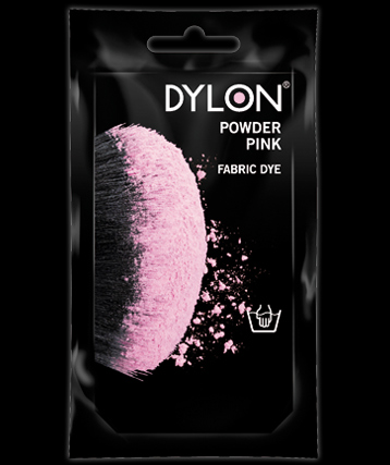 Dylon hand dye Peony Pink
