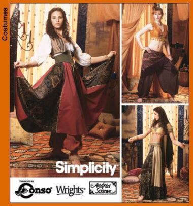 Simplicity 5359 Pattern