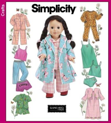 Simplicity 5276 Pattern