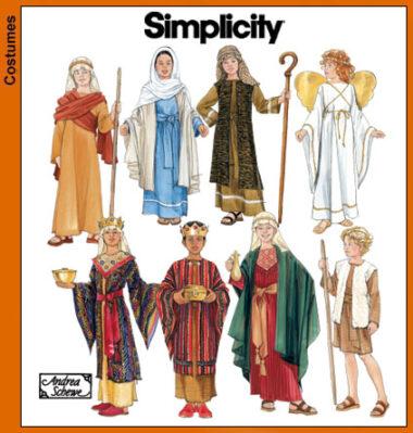 Simplicity 4797 Pattern