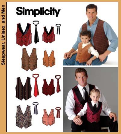 Simplicity 4762 Pattern