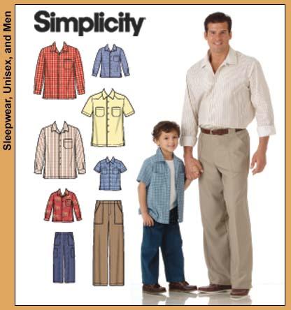 Simplicity 4760 Pattern