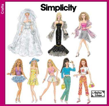 Simplicity 4719 Pattern