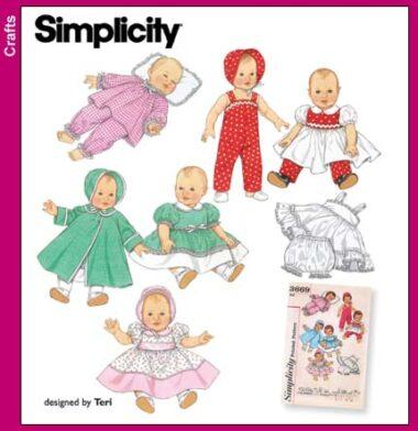 Simplicity 4707 Pattern