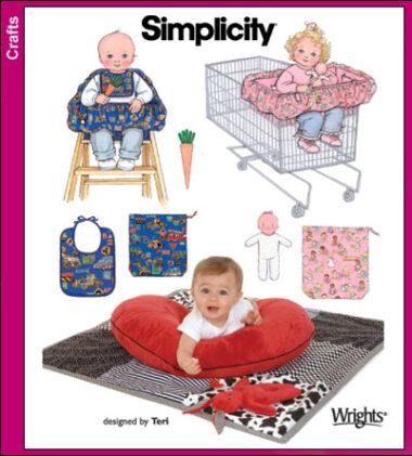 Simplicity 4225 Pattern