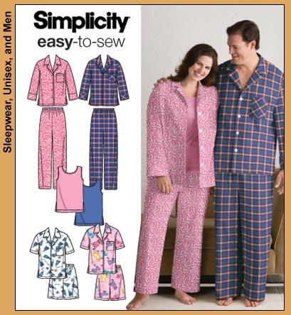 Simplicity 3971 Pattern
