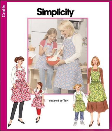 Simplicity 3949 Pattern