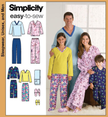 Simplicity 3935 Pattern