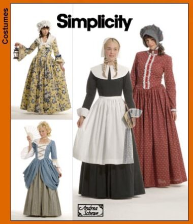 Simplicity 3723 Pattern