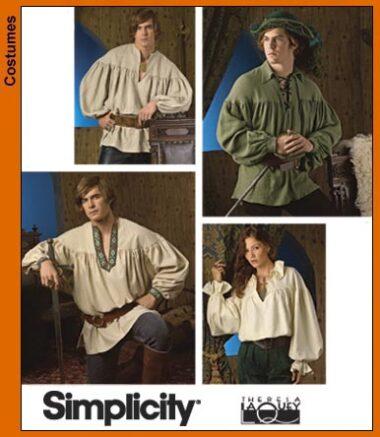 Simplicity 3519 Pattern