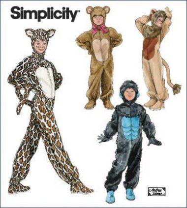 Simplicity 2855 Pattern