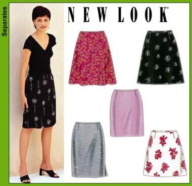 New Look  6843 Pattern