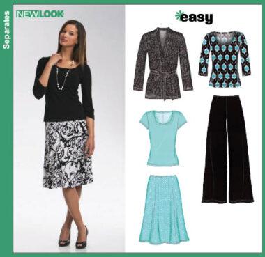 New Look  6735 Pattern