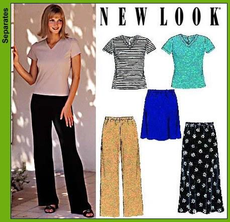 New Look  6730 Pattern