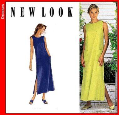 New Look  6602 Pattern