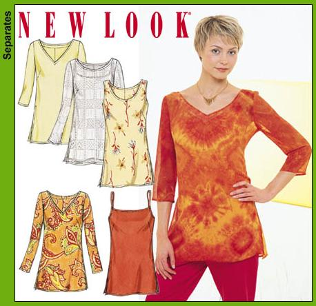 New Look 6086 Pattern